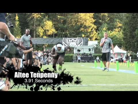 NIKE: The Opening Football Camp Day 1