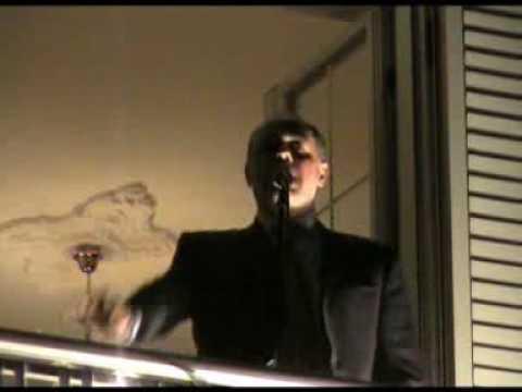 Damiano Libonati 05/06/09 Saluto Per Chiusura Campagna Elezioni Terranova 2°Parte