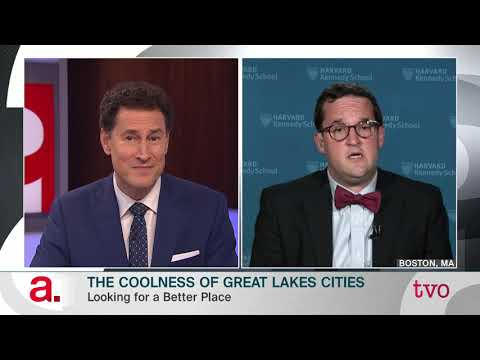 The Coolness of Great Lakes Cities on YouTube