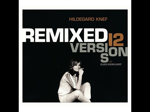 Hildegard Knef - Remixed (12 Versions by Hans Nieswandt) (12 Versions by Hans Nieswandt) (Bureau...