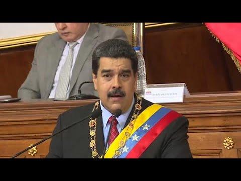 Venezuela : un deuxième mandat contesté pour Nicolas Maduro