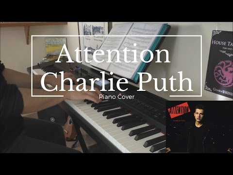 Attention - Charlie Puth (Piano Cover & Sheet) #BestCoverEver