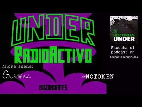Metal x Hardcore x Punk x Ecuador [STREAM 24/7] Under RadioActivo
