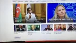 """""""Mehriban Əliyeva Haqqında Məlumatlar Bloklanır""""- Şirin Tirə Abbasov"""