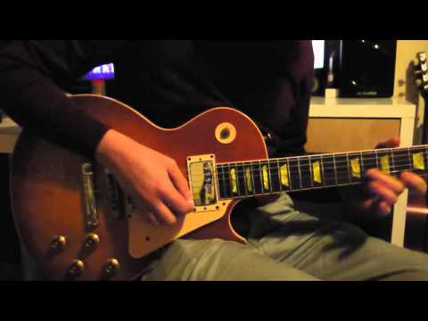 So, What Would I Do? Joe Bonamassa Guitar Cover