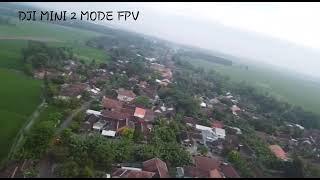 DJI MINI 2 MODE FPV