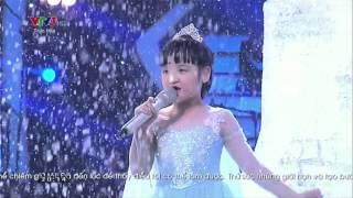 VIETNAM'S GOT TALENT 2014: VÒNG BÁN KẾT 6 - NGÔ PHƯƠNG BÍCH NGỌC - LET IT GO [FULL HD]
