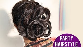 Easy & Simple Party Hair Style | Latest Hair Styles 2018 #latesthairstyles2018