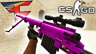 The Best CSGO Trickshots (Trickshotting on CSGO)