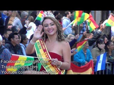 Hispanic Day Parade 2014
