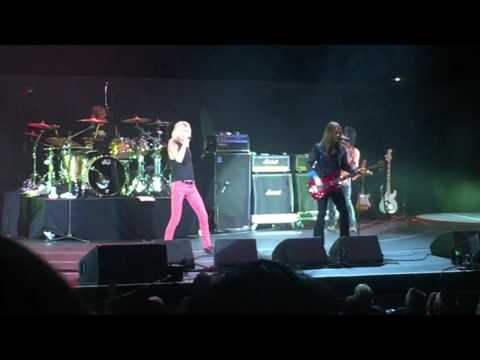 Kix - Cold Blood Live at the 2016 Hair Nation Festival in Irvine Meadows