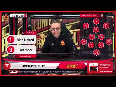 GOLDBRIDGE Best Bits | Man United 2-4 Liverpool
