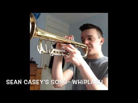 Sean Casey's Song- Whiplash | Trumpet solo cover
