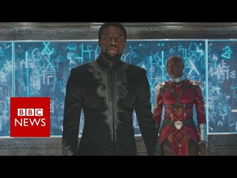 How to speak like Black Panther - BBC News