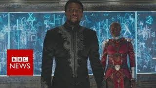 how to speak like black panther bbc news