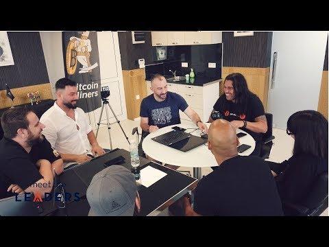 Part 1 - Bitcoin & Blockchain Panel Discussion With Tone Vays, Didi Taihuttu & Jedidiah Taylor