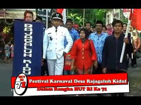 Desa Rajagaluh Kidul Juara Pertama Memeron (Karnaval) Tahun 2016