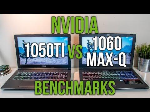 gtx 760 vs 1060 max q