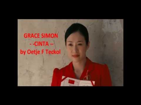 Grace Simon - Cinta with lyric
