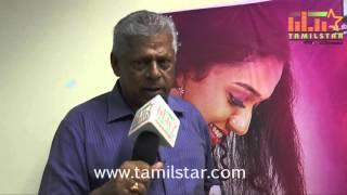 Delhi Ganesh At Ennul Aayiram Movie Team Interview