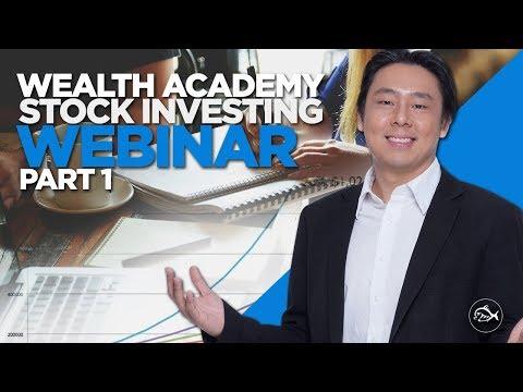 Wealth Academy Introductory Webinar Part 1 of 3  by Adam Khoo