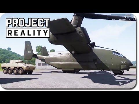 Project Reality & ArmA III: Apex ► Advanced Logistics Features