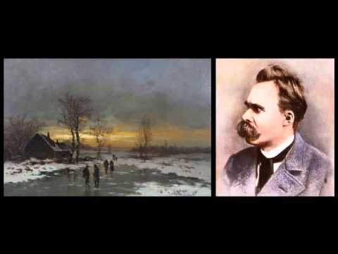 Friedrich Nietzsche  Eine Sylvesternacht, for violin and piano 1863