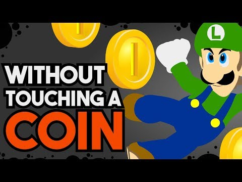 Is it Possible to Beat New Super Luigi U Without Touching a Single Coin?