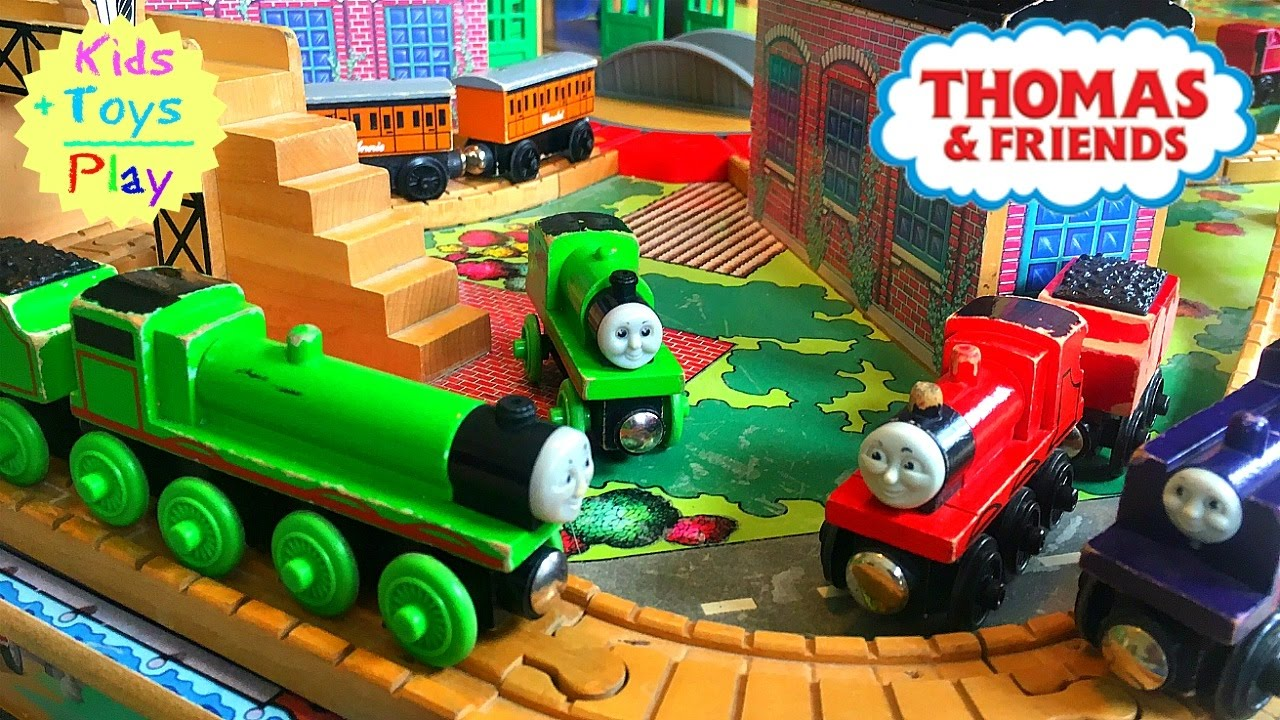 Thomas And Friends Playtime Thomas Train Old Learning