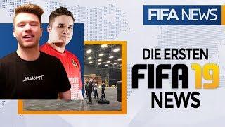 Die ersten FIFA 19 NEWS & EA verkauft TV-RECHTE |  FIFANEWS