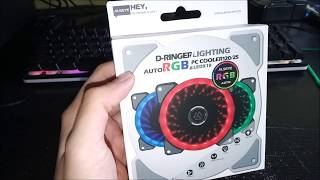 Review Fan Alseye D-Ringer Lighting Auto RGB Dual Ring 12cm (120mm)