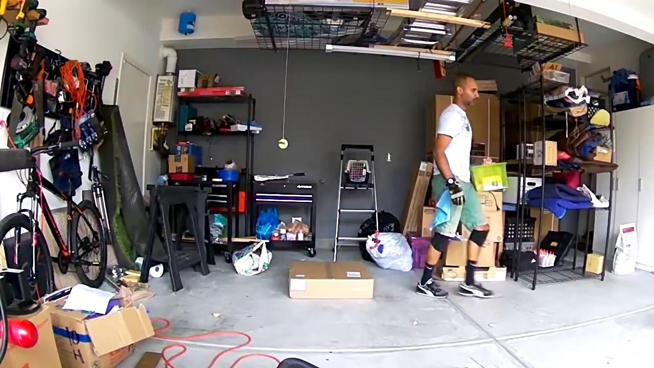 Modern Garage Makeover  YouTube