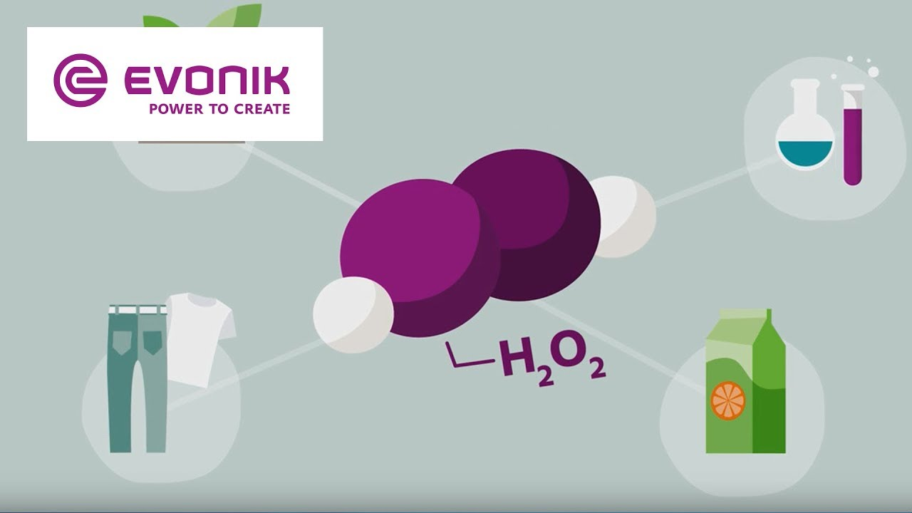 Hydrogen peroxide - One of the Most Versatile Chemicals in the World | Evonik