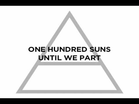 "Thirty Seconds To Mars - ""100 Suns"" Lyrics"