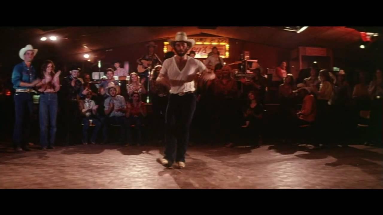 Urban Cowboy John Travolta Dance Youtube