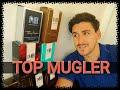 TOP 6 FRAGANCIAS MUGLER .Mi opinión(Español)