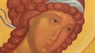 Angelic Image_Художник Игорь Сахаров пишет ангельский образ