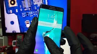 Samsung S6 edge plus Sin Señal, No registrado en la red.