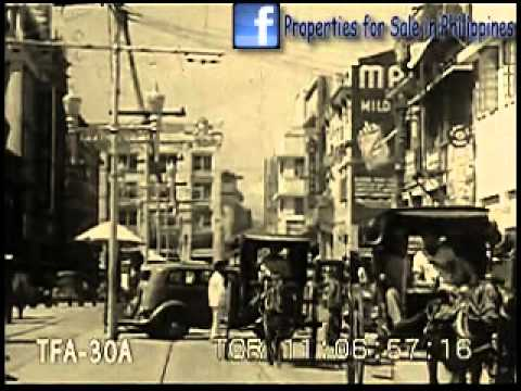 Reminiscing Old Manila - Manila Queen City of the Pacific