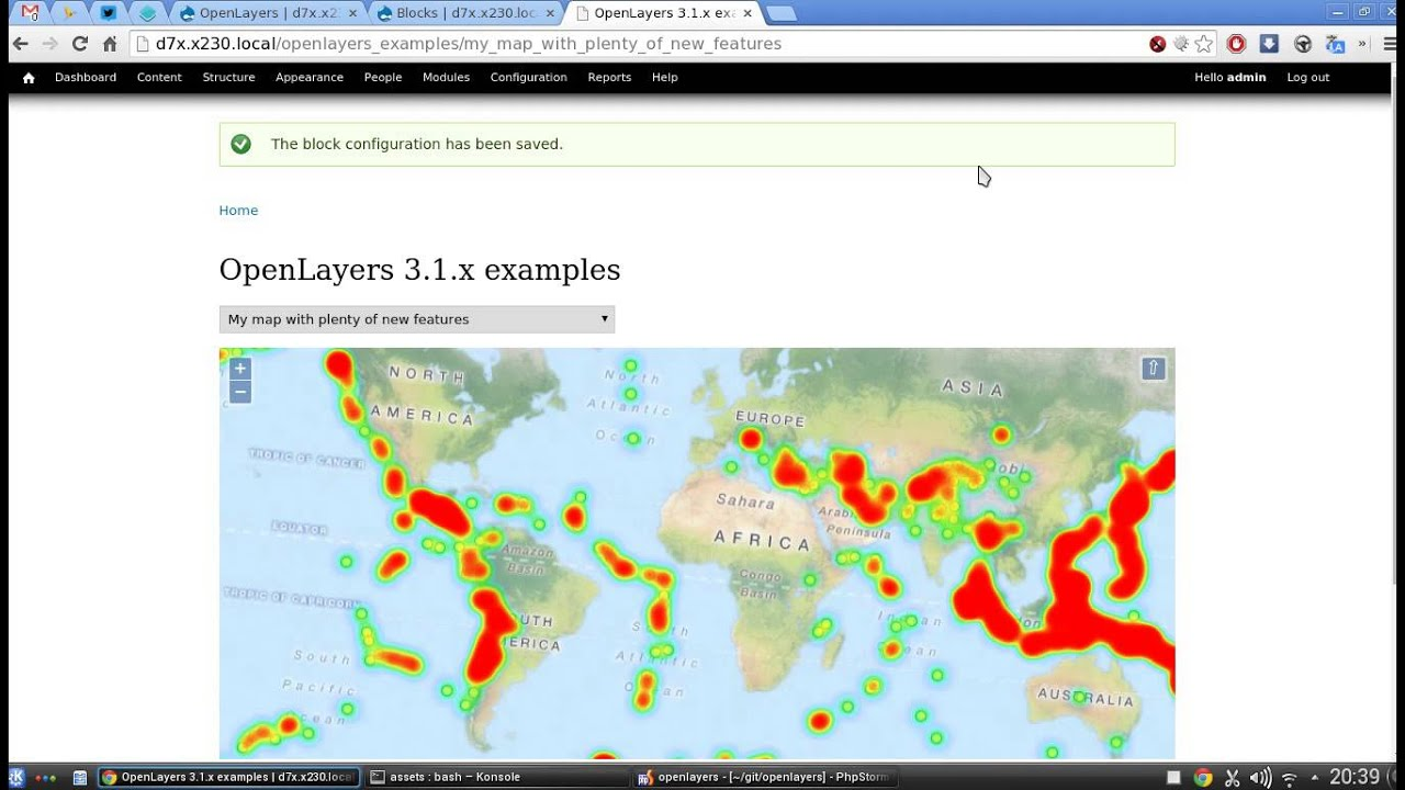 OpenLayers 3 1 x : Update and new features