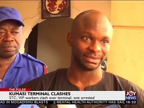 Kumasi Terminal Clashes - The Pulse on JoyNews (16-10-17)
