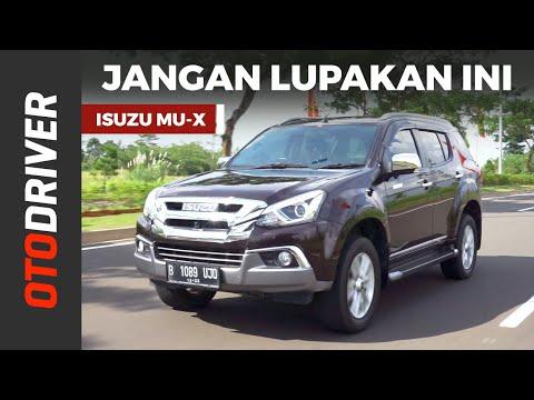 Isuzu MU-X 2019 | Review Indonesia | OtoDriver