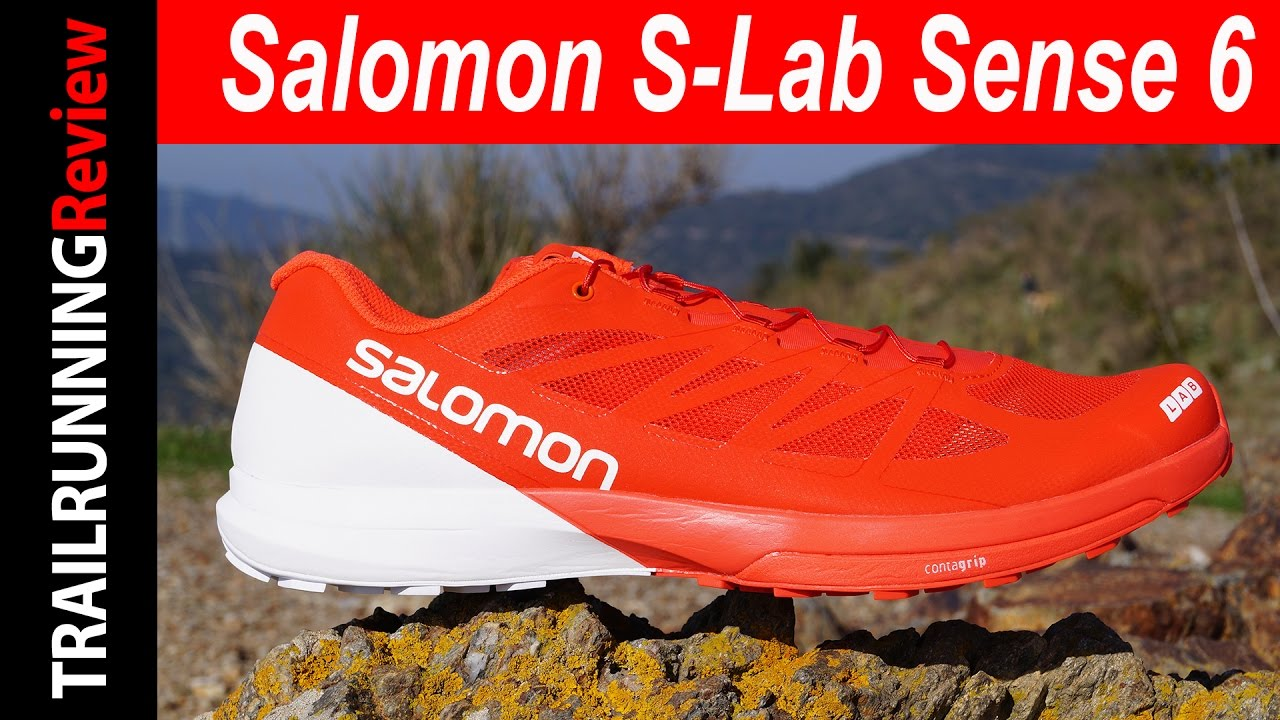 new style 8dca3 58a89 Salomon S-Lab Sense 6 Review