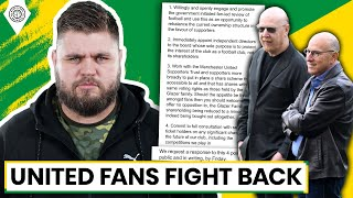 Glazers OUT Protests Takes Another Twist... | Stretford Paddock Podcast