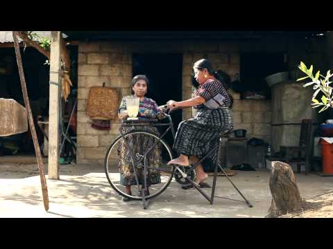 Bicimaquinas – The Amazingly Useful Low-Tech Bicycle Machines of Guatemala