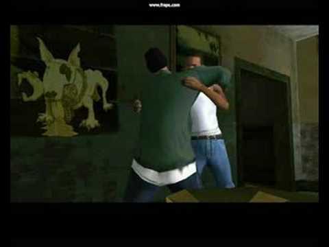 GTA San Andreas cz parodie díl 1