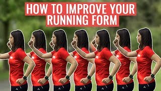 How To Improve Your Running Form | Running Drills For Improved Cadence & Technique