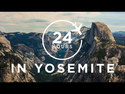 24 Hours In YOSEMITE NATIONAL PARK, California | UNILAD Adventure