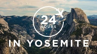 24 Hours In YOSEMITE NATIONAL PARK, California | UNILAD Adventure