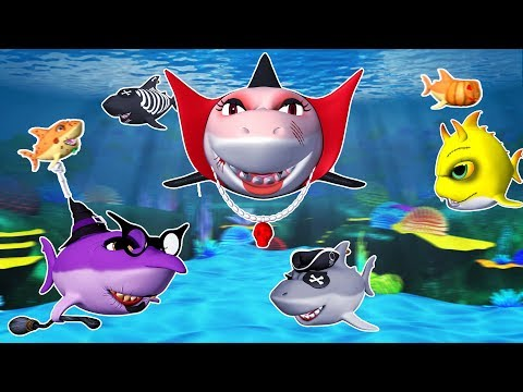 Halloween Shark | Baby Shark Halloween | Kids Songs & Cartoons for Children